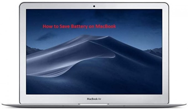 How to Save Battery on MacBook