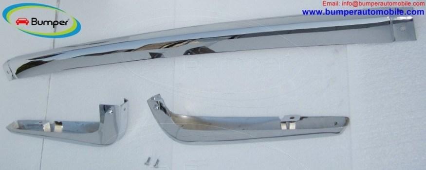 Datsun 240Z bumper (1969-1978) by stainless steel