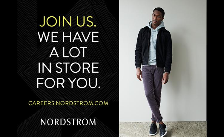 nordstrom hiring event