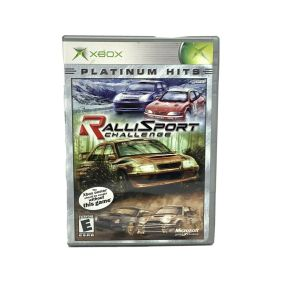 RalliSport Challenge (Microsoft Xbox, 2002) Video Game, Very Good condition