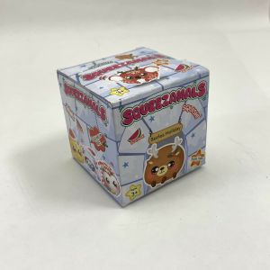 Squeezamals Holiday Blind Box Christmas Plush Scented Slow Rise
