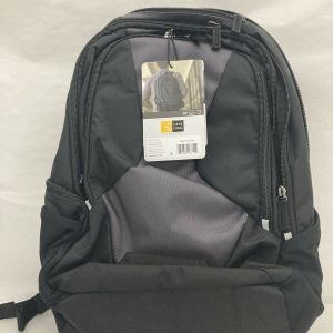 "Case Logic InTransit 14.1"" Laptop Backpack Black New w/ Tags"