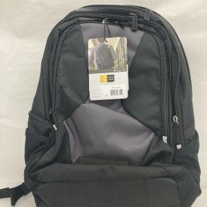 "Case Logic InTransit 14.1"" Laptop Backpack Black New w/ Tags"