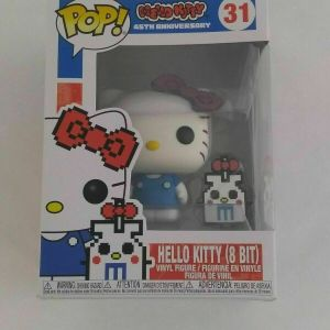 Funko Pop! Hello Kitty 45th Anniversary 8 Bit Vinyl Figure #31