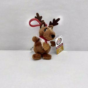 "The Elf on the Shelf Elf Pets Plushee Pals Mini Clip-On 4"" Reindeer"