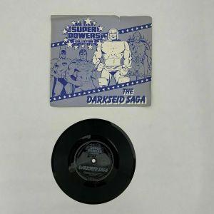 Kenner DC Super Powers DARKSEID SAGA Mail Away Flexi Record 1984 Very Rare