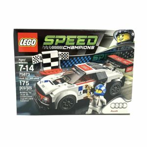 LEGO Speed Champions 75873 – Audi R8 LMS Ultra – Brand New, Retired