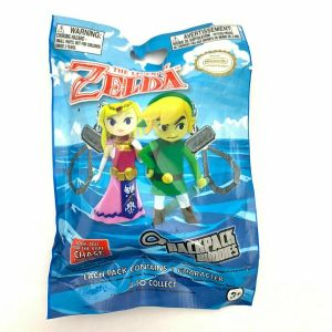 Legend of zelda backpack buddies blind bag *unopened* Series 2