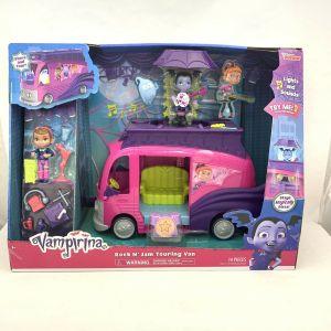 Vampirina Rock N' Jam Touring Van Disney Junior