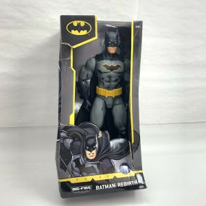 DC BIG FIGS BATMAN REBIRTH 19 inch Action figure JAKKS PACIFIC New – Damaged Box