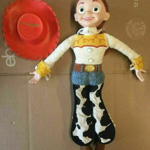 "DISNEY'S TOY STORY 2–15"" TALKING INTERACTIVE BUDDIES JESSE FIGURE"