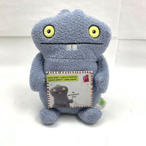 "Hungrily Yours Ugly Dolls Babo 9"" Plush New"