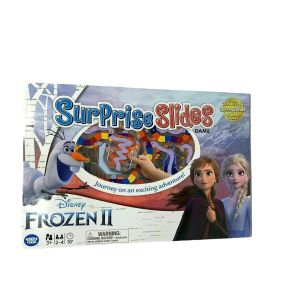 New Disney Frozen 2 Surprise Slides Game by Wonder Forge