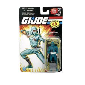GI Joe 25th Anniversary COBRA NINJA VIPER v2 Action Figure Hasbro 2008 MOC RARE