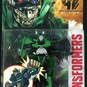 Transformers Age of Extinction CROSSHAIRS Robot Corvette with Power Punch