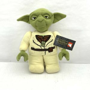 "LEGO Star Wars Yoda 11"" Plush Toy – Stuffed animal"