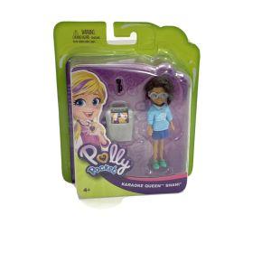 Polly Pocket Karaoke Queen Shani Doll – Mattell