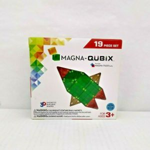 Magna-Qubix 19 pc set