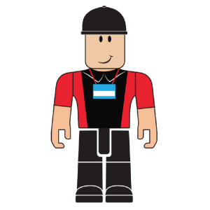 ROBLOX Roblox Staff 3-inch mini Figure