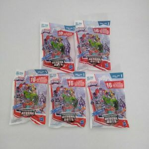 Transformers Rescue Bots Playskool Heroes Season 1 – Blind Bag Lot of 5