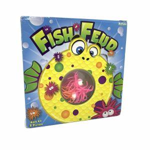 Fish Feud Game – New Damaged – Box