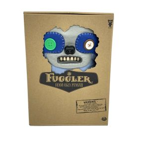 "Fuggler 12"" Funny Ugly Monster SICKENING SLOTH Blue New Unopened"