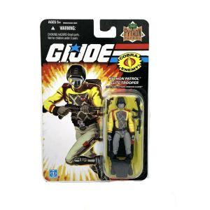 GI Joe PYTHON PATROL CRIMSON GUARD v14 Action Figure 2008 Hasbro