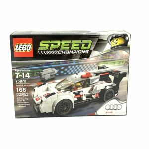 LEGO Speed Champions 75872 – AUDI R18 E-TRON QUATTRO – Brand New, Retired