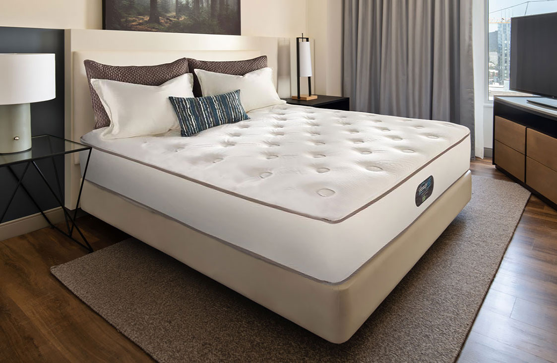 Buy Luxury Hotel Bedding from Marriott Hotels   Innerspring Mattress     Buy Luxury Hotel Bedding from Marriott Hotels   Innerspring Mattress   Box  Spring Set