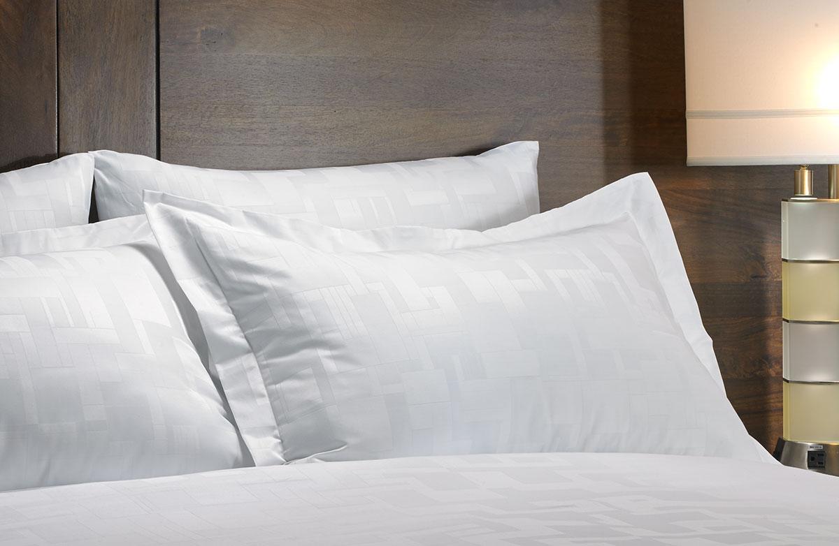 marriott angles pillow shams