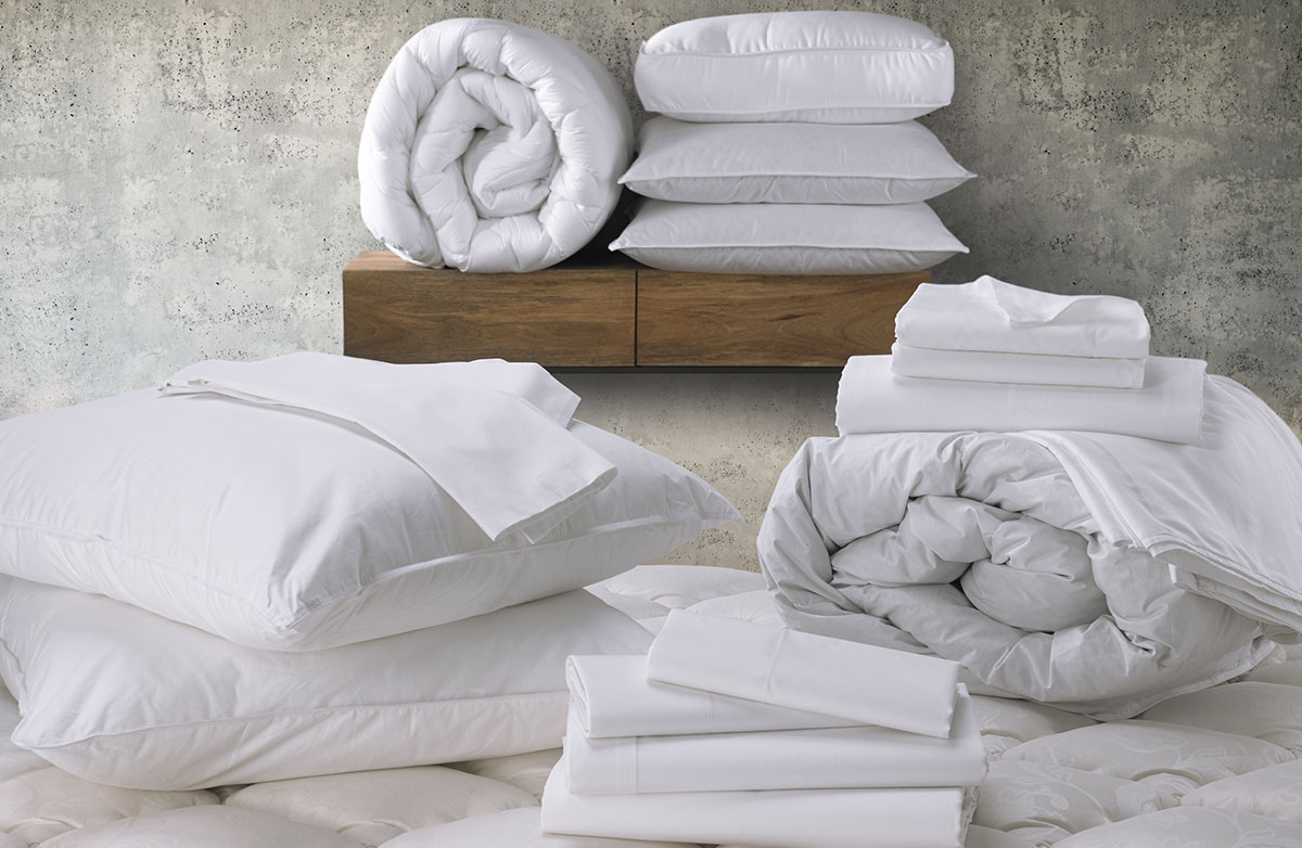marriott bird s eye stripe bed bedding set