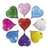 Heart Foil Balloons 12 Pieces 18 Inches
