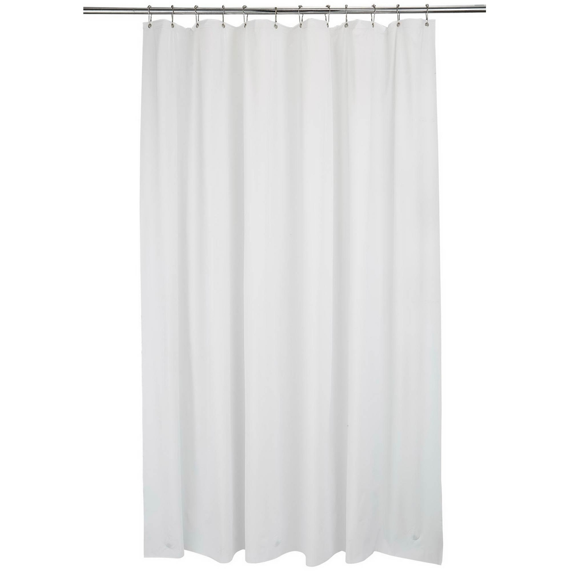 bath bliss extra long 72 x 84 in shower liner shower curtains hooks household shop the exchange