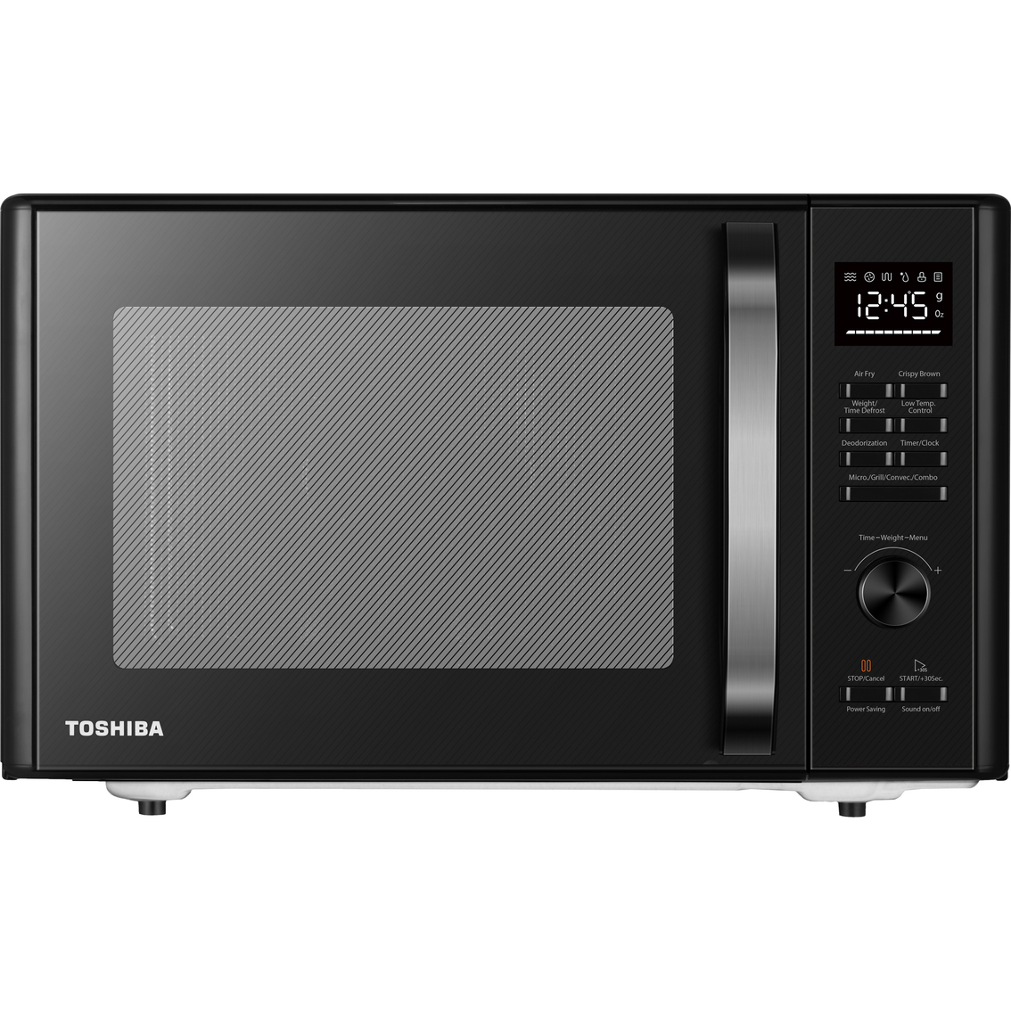 toshiba 1 cu ft 6 in 1 multifunction versa microwave oven