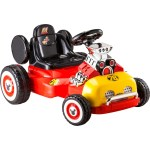 Kidtrax Mickey Mouse 6v Roadster Racer Electric Ride On Riding Toys Baby Toys Shop The Exchange