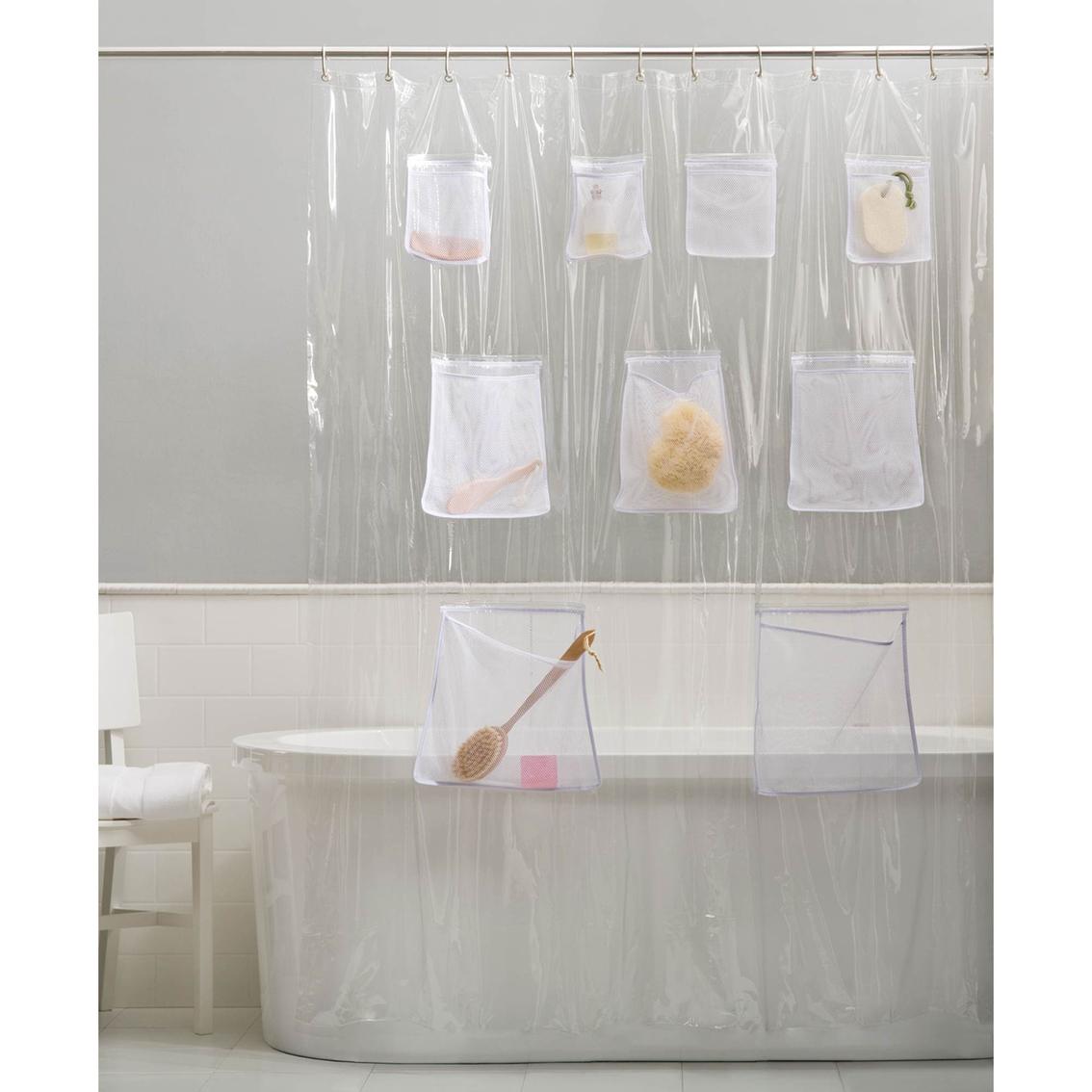 maytex mesh pockets ii peva shower
