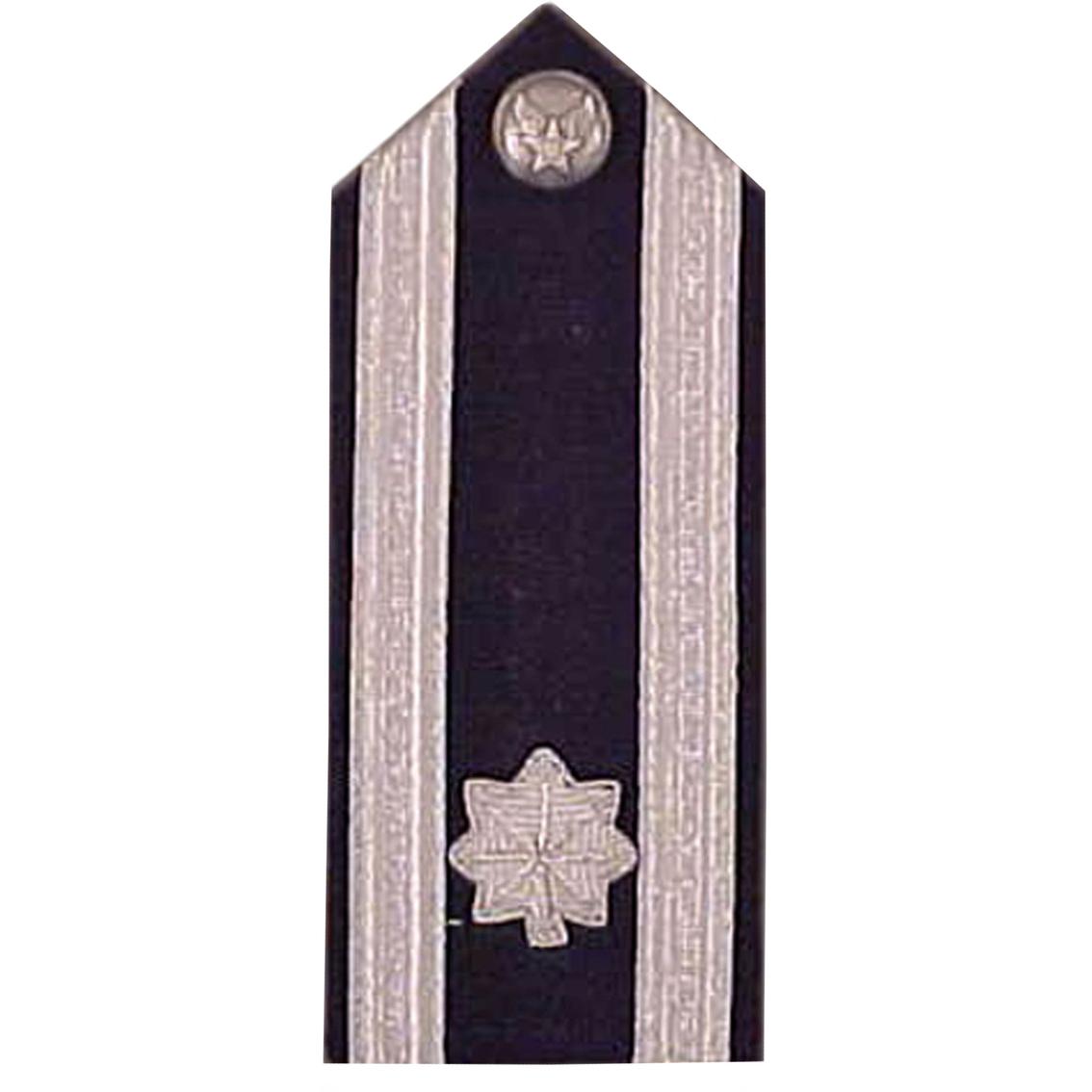 Air Force Shoulder Board Dress Lieutenant Colonel Large