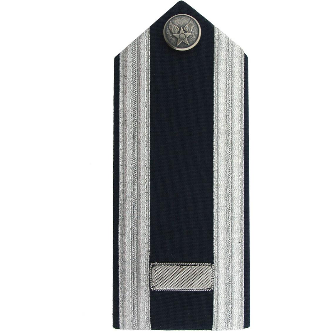 Air Force Shoulder Board Dress 1st Lieutenant Large Hap