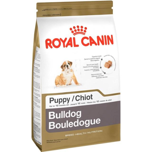 royal canin breed health nutrition bulldog puppy dog food
