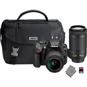 Phantasy Nikon Ultimate Photography Kit Next Day Delivery