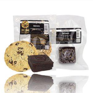 3CHI delta 8 THC edibles
