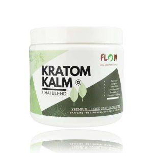 Flow Botanicals-Kratom Kalm (Chai Blend)