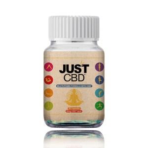 JustCBD CBD capsules