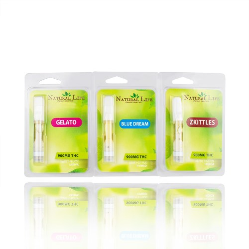 Natural Life Delta 8 THC Cartridges
