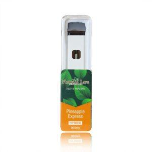 Natural Life Delta-8 THC Disposable Vape Pineapple Express