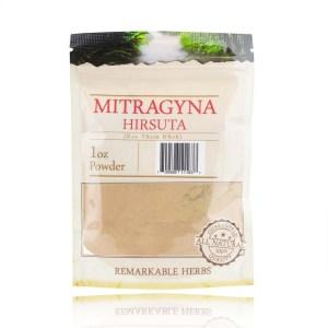 Remarkable Herbs Mitragyna Hirsuta 1oz