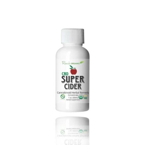 Renas Organic CBD Super Cider