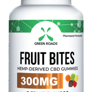 CBD Fruit Bites 300 mg by Green Roads