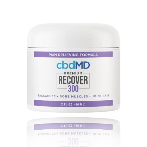 cbdMD CBD pain relieving formula