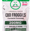 CBD Froggies 200mg by Green Roads